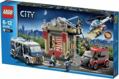 Włamanie do muzem - LEGO City - LEGO 60008
