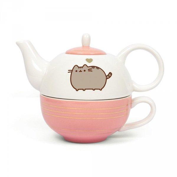 Pusheen - Zestaw do herbaty tea for one