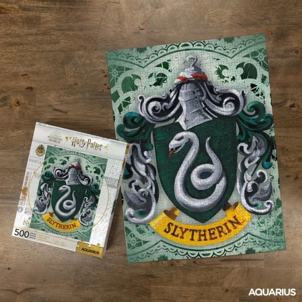 Harry Potter - Puzzle 500 el. Slytherin