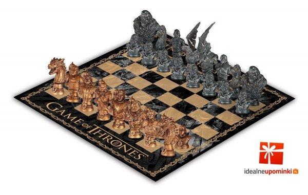Gra o Tron szachy - zestaw kolekcjonerski Exclusive