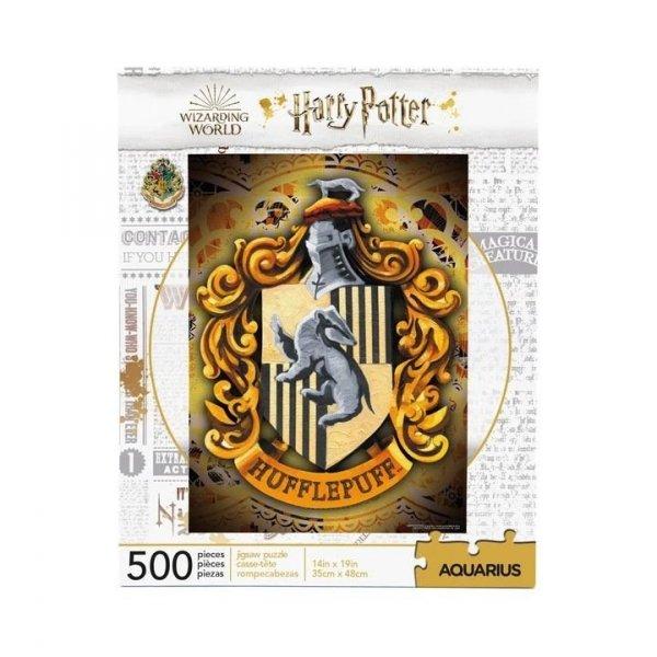 Harry Potter - Puzzle 500 el. Hufflepuff
