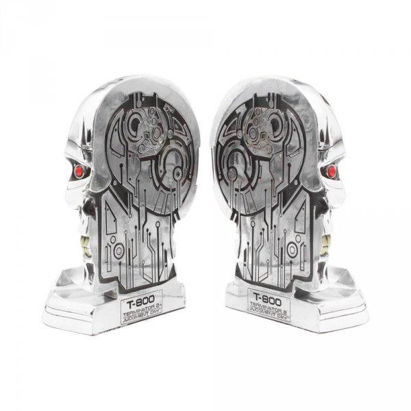 Terminator - Podpórka/podstawka do książek głowa Terminatora
