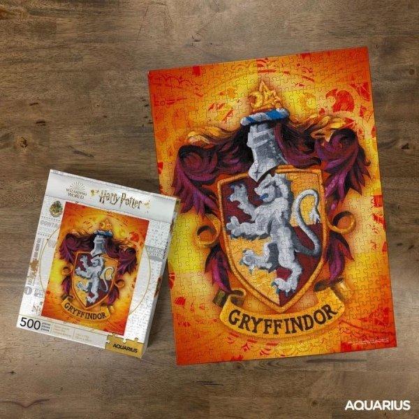 Harry Potter - Puzzle 500 el. Gryffindor
