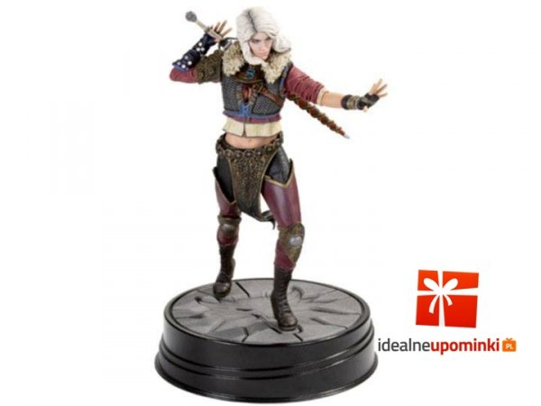 Wiedźmin - Figurka Ciri (2nd Edition) 20 cm - Witcher 3 Wild Hunt