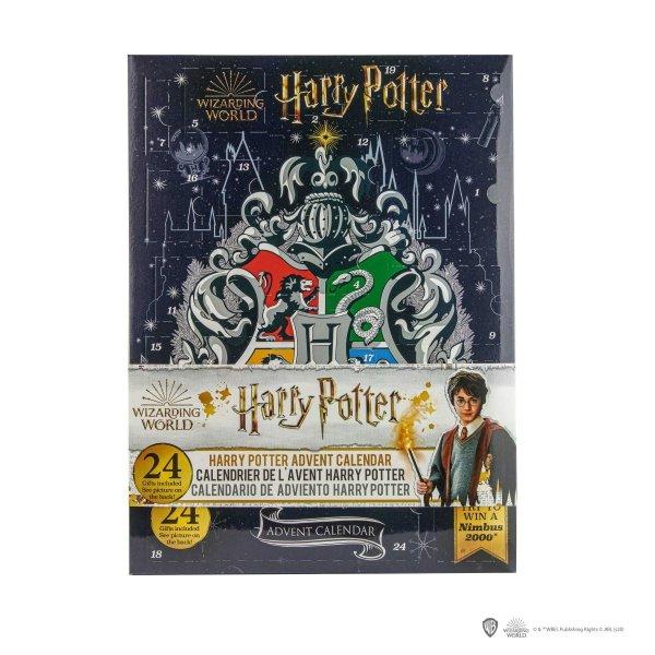 Harry Potter - Kalendarz adwentowy 2020 Święta w magicznym świecie