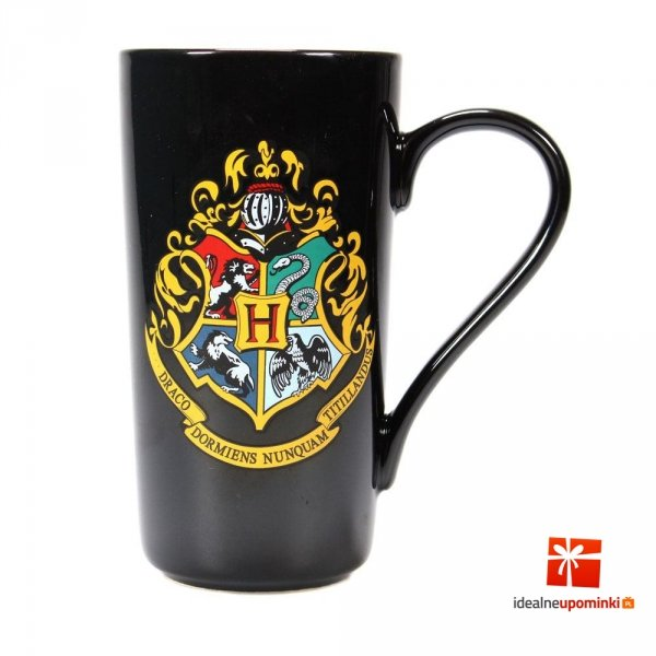 Harry Potter - Kubek Latte-Macchiato Hogwart
