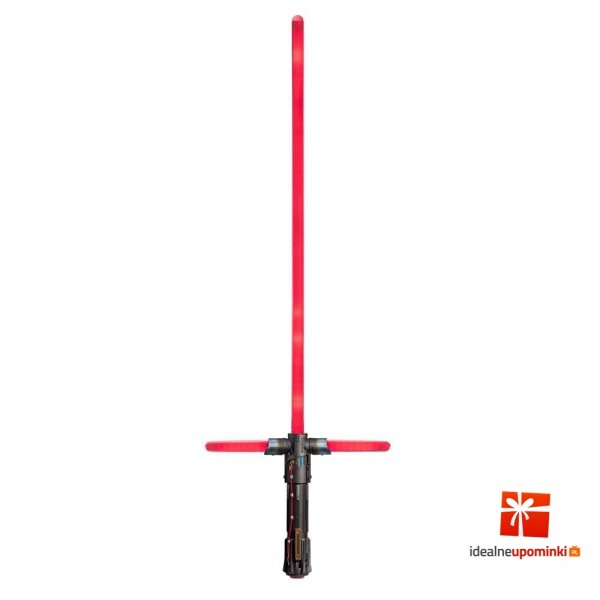 Miecz świetlny Kylo Ren - Black Series Replica 1:1 Elite Force FX Lightsaber