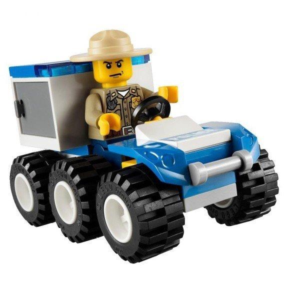 Lego City - Helikopter Transportowy 4439