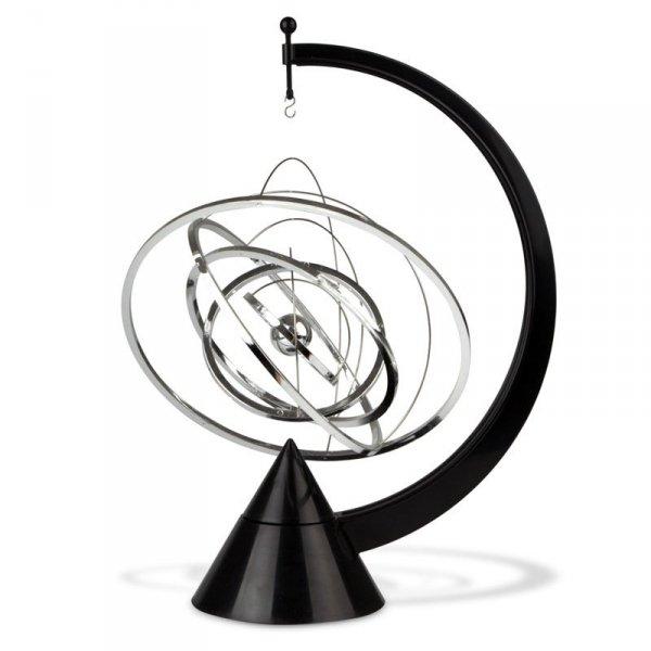 Hipnotyzujące pierścienie kinetyczne