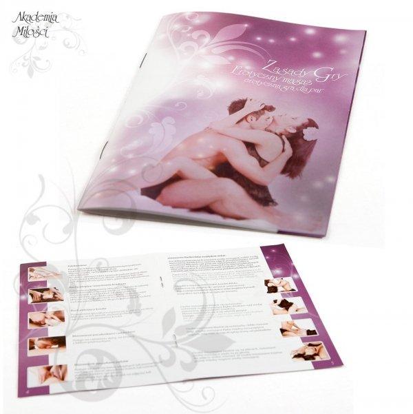 Erotyczna gra - masaż erotyczny