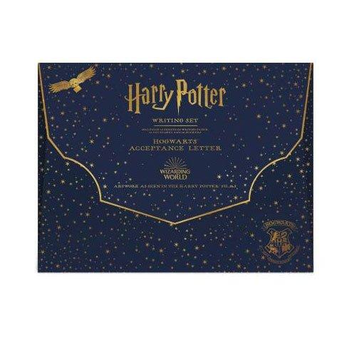 Harry Potter - Papeteria List z Hogwartu (zestaw)