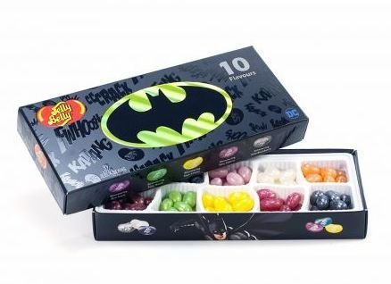 DC Comics - Fasolki Super Hero Batman Gift Box 125g