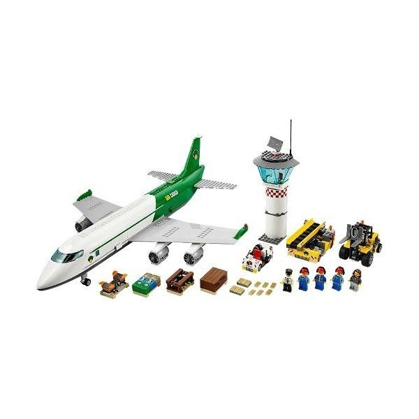 Lego City 60022 - Terminal Towarowy