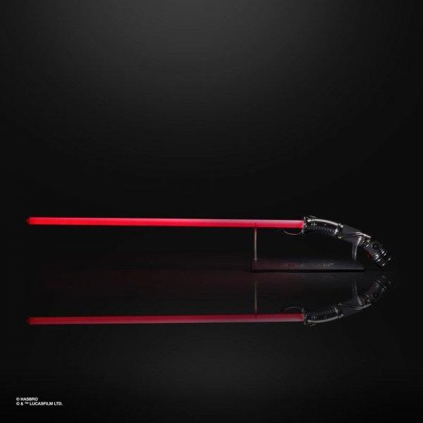 Star Wars Miecz świetlny Hrabia Dooku - Black Series Replica 1:1 Force FX Lightsaber