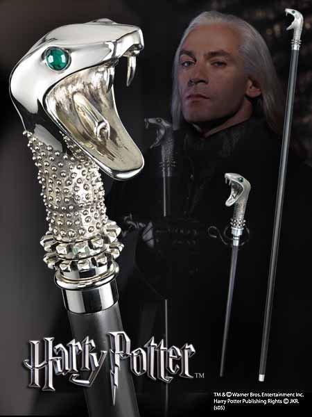 Laska różdżka Lucjusz Malfoy z filmu Harry Potter