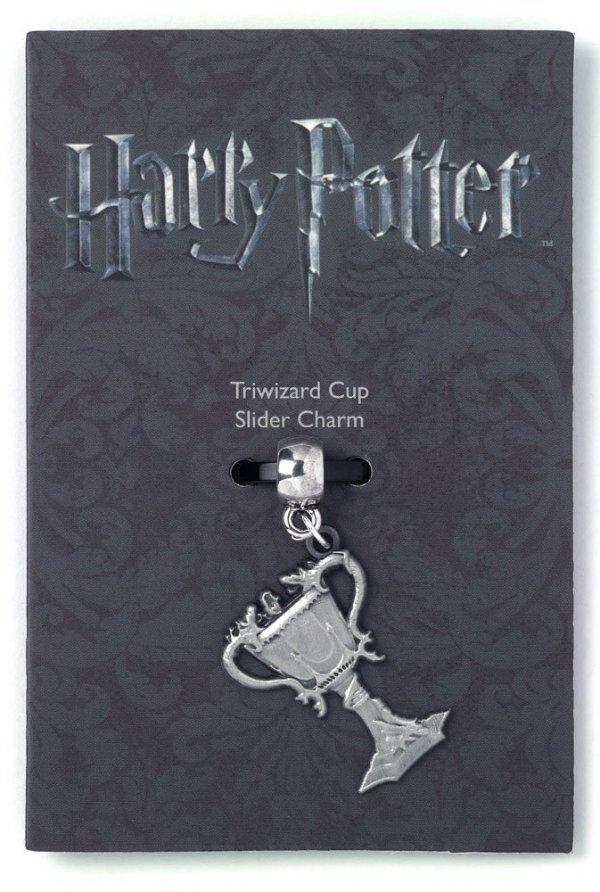 Zawieszka Charm Puchar Turnieju Trójmagicznego - Harry Potter (posrebrzane)