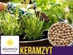 Keramzyt - drenaż, podłoże do roślin 8-16mm 18L