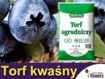 Torf ogrodniczy kwaśny 5L