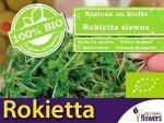 BIO Rokietta siewna - nasiona na kiełki 5g