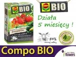 Ekologiczny Organiczny Nawóz z owczej wełny do Pomidorów COMPO BIO 750g