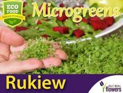 Microgreens - Rukiew wodna 2g