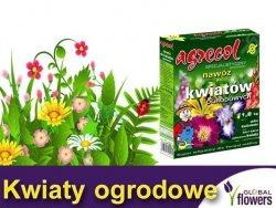Agrecol Nawóz do kwiatów ogrodowych i powojników 1,2kg