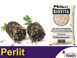 Perlit idealny do wysiewu i sadzenia - dodatek spulchniający.