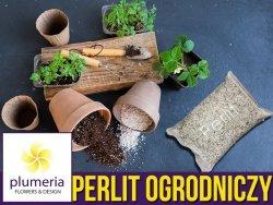 Perlit idealny do wysiewu i sadzenia - dodatek spulchniający 10 L