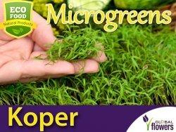 Microgreens - Koper ogrodowy 4g