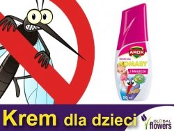 AROX Krem na komary i kleszcze dla dzieci 50ml