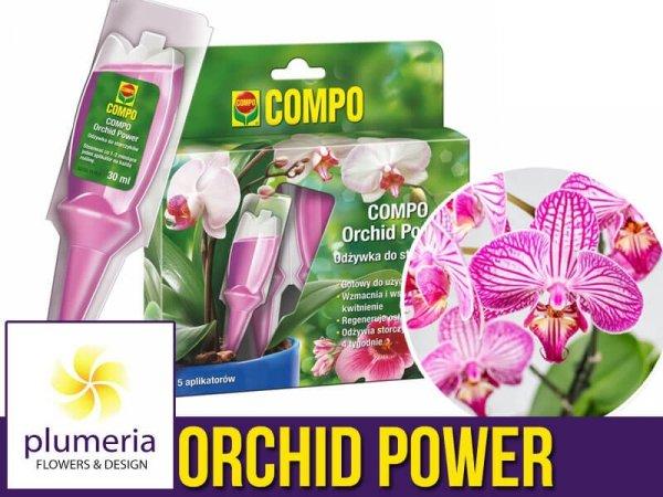 Orchid Power odżywka do storczyków COMPO 5 x 30 ml