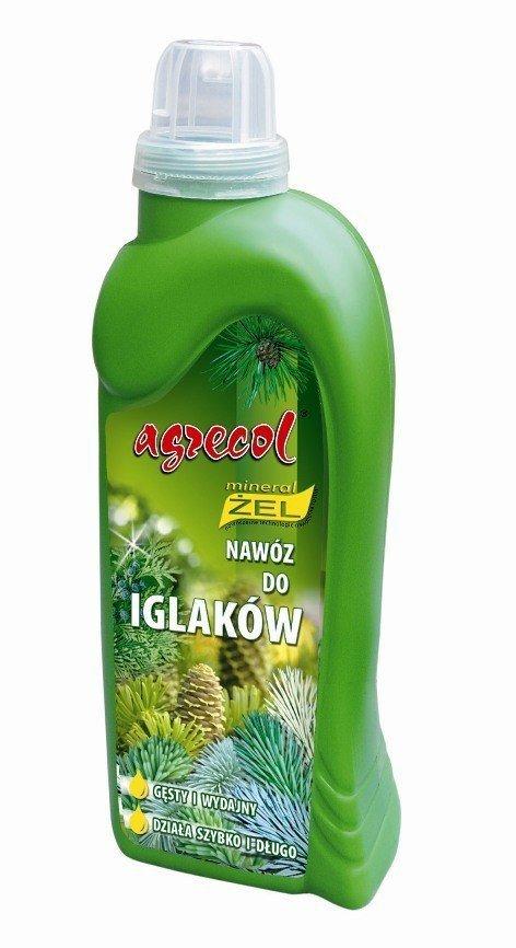 Agrecol Nawóz Mineral Żel do iglaków 1l