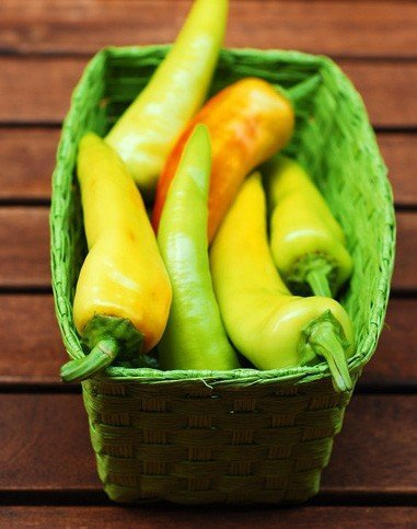Papryka Ostra Hungarian yellow wax hot  (Capsicum annuum) 0,5g LUX