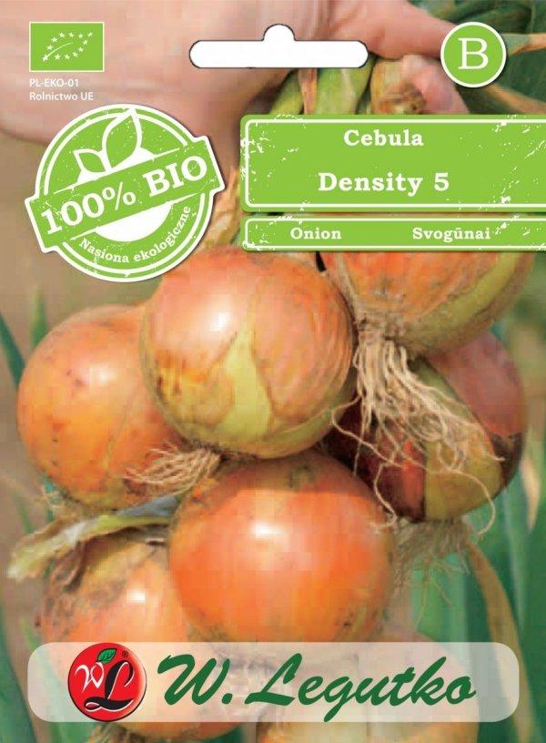 BIO nasiona cebuli
