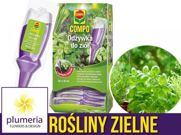 Odżywka do ziół i roślin zielnych COMPO 30ml