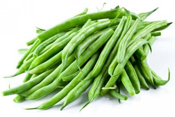 Fasola szparagowa- bogata w białko