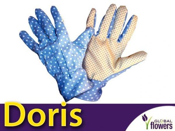 Rękawice Ogrodnicze - Doris - Stylowe i modne.