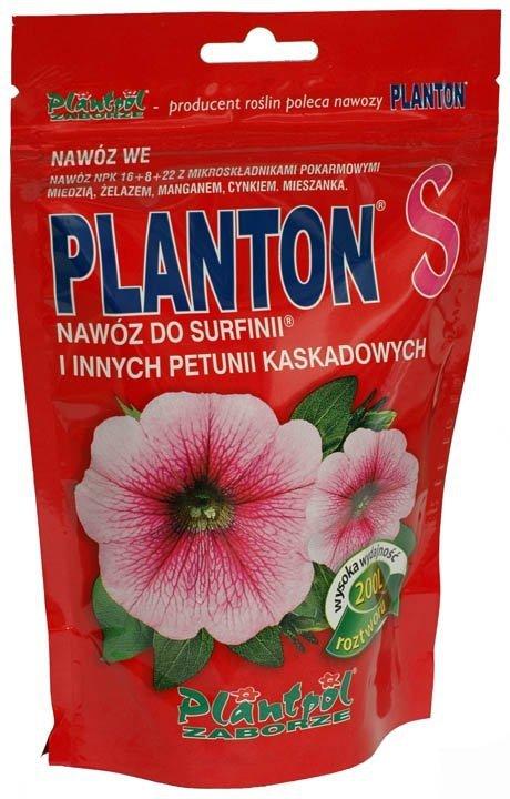 PLANTON® S nawóz do surfinii i innych petuni kaskadowych