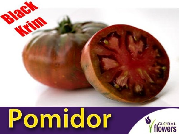 Pomidor Black Krim (Lycopersicon Esculentum)