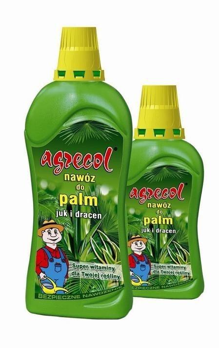 Nawóz organiczny do juk, dracen i palm