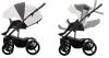 wózek wielofunkcyjny 2019 TORINO ( gondola+ spacerówka) Bebetto