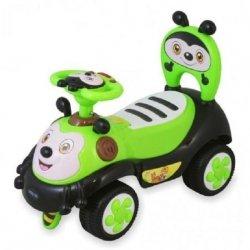 jeździk pchacz Happy Bee BABY MIX Zielony 7625