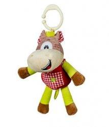 Zabawka dla dzieci z pozytywką KONIK Baby ono kod  1348