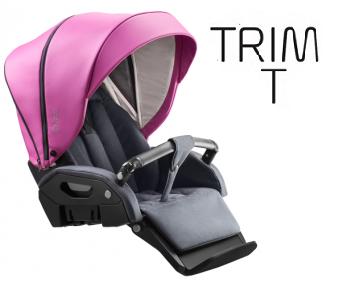 2018 TRIM M-linia  wózek wielofunkcyjny ( gondola+ spacerówka ) + dodatki NOWOŚĆ jedo