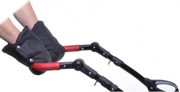 OCIEPLANE REKAWICZKI mufki  do wózka i sanek