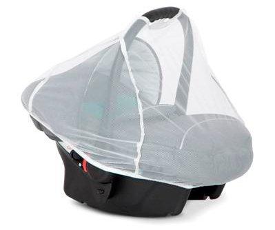 Moskitiera na fotelik samochodowy 0-13 kg