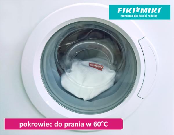 "Materac ""JACUŚ"" KOMFORT Line  KOKOS-PIANKA  120/60/7,5 cm FIKIMIKI"