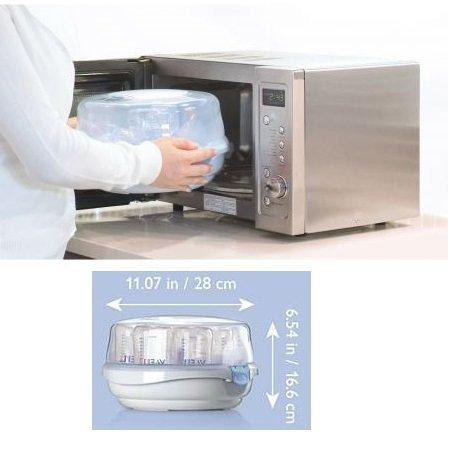 Philips Avent Mikrofalowy sterylizator parowy SCF281/02
