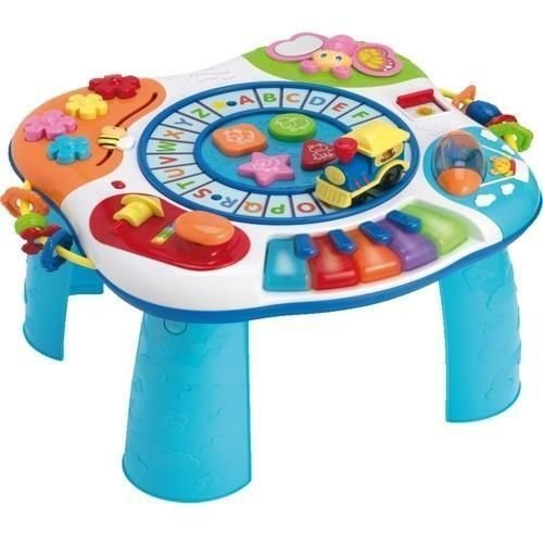 stolik edukacyjny SMILY PLAY