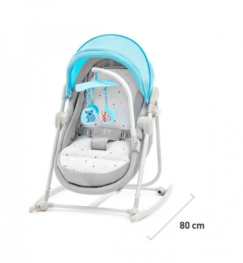 Bujaczek UNIMO 5w1  Kinderkraft kolor niebieski